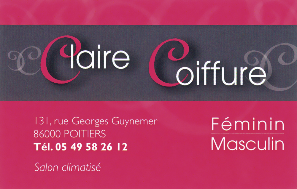 Claire Coiffure
