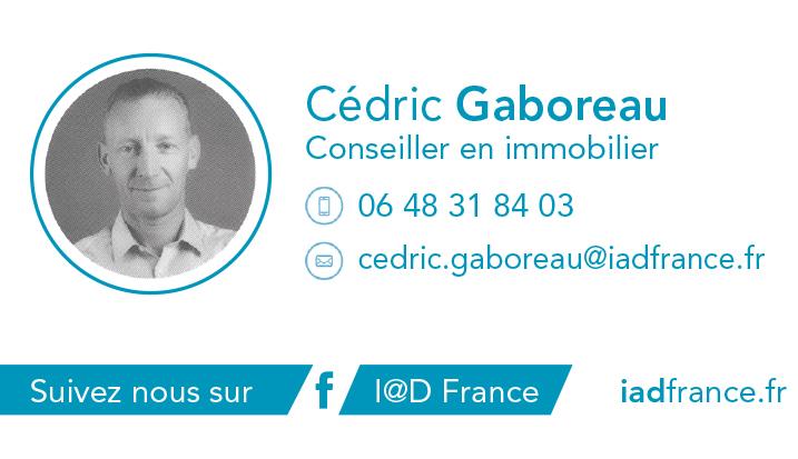 Gaboreau Cedric IAD France