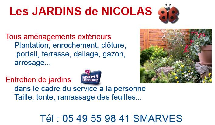Jardins de Nicolas Services