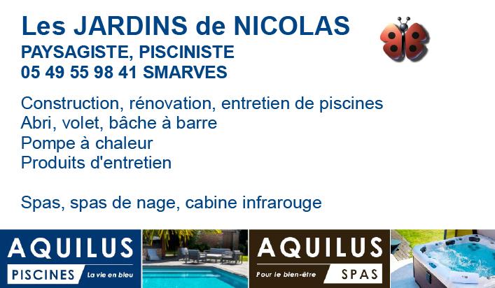 Jardins de Nicolas